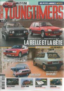 YOUNGTIMERS 107 ALFA 33 1.7 QV MG ZT-T 260 V8 205 GTI 1.6 VISA GTI VOLVO 240 260