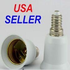 E14 to E27 LED Halogen Light Bulb Lamp extend Base socket Adapter Converter