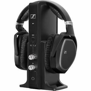 Sennheiser RS195 Premium Wireless TV Headphones - Top Model RRP $650 BRAND NEW