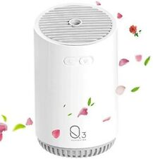 Wireless Air Humidifier with Essential Oils LED Night Lights,Portable Cool Mist