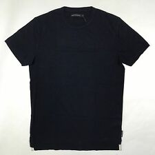 French Connection - Navy Tiger Stripe T-Shirt - Size M - *NEW WITH TAGS* RRP £30