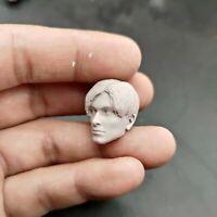 Personalizzata Resident Evil Leon Head 1//6