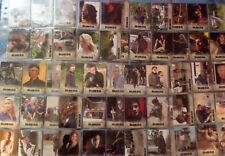 Base Set Blow Out SALE!! Walking Dead Season 3 Part 2 72 Cards ARCHIVAL Sleeves
