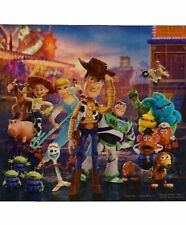 """Disney TOY STORY 4, 48 piece jigsaw puzzle Adorable Characters 10.3"""" x 9.1"""""""