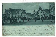 CPA- Carte Postale-France-Vichy-Place Victor Hugo-1902- VM19229