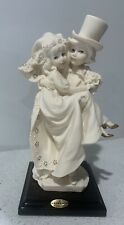 """New Giuseppe Armani Figurines Florence Collection """"Just Married�"""