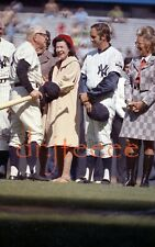 Mrs Babe Ruth NEW YORK YANKEES - 35mm Baseball Negative