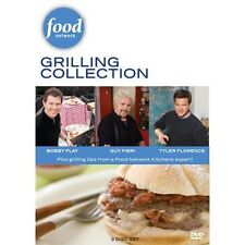 Food Network Grilling Collection - Guy Fieri Bobby Flay Tyler Florence