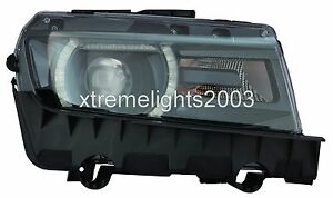 CHEVY CAMARO 2014-2015 RIGHT PASSENGER HID XENON HEADLIGHT HEAD LAMP LIGHT
