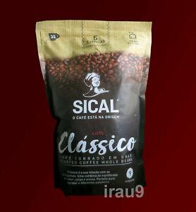 Sical Coffee Beans Portuguese Café de Portugal Espresso - Body & Aroma 250g