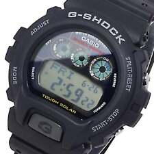 Casio G-Shock Mens Digital Wrist Watch G6900-1  G-6900-1 Tough Solar Black New