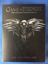Game of Thrones: The Complete Fourth Season (DVD, 5-Disc) -1826-237-004