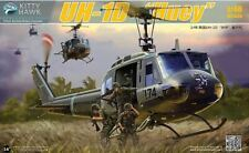 """Kitty Hawk 1/48 UH-1D """"Huey"""" # 80154"""