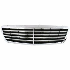 NEW 2001 2007 GRILLE FRONT FOR MERCEDES BENZ C230 C240 MB1200117