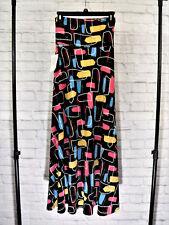 New Lularoe maxi skirt womens size XXS
