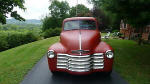47-53 Chevrolet Pickup SHOWCARS Front Roll Pan