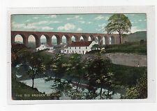 BRIDGES ON AVON, LINLITHGOW: West Lothian postcard (C2563).