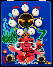 Z.VEX ZVex Effects Pedal,Hand Painted, Woolly Mammoth 7, WM7 !