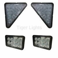 Complete LED Light Kit for Bobcat Skid Steer #BOBCATKIT1