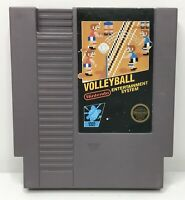 Nintendo NES Volleyball Video Game Cartridge *Authentic/Cleaned/Tested*