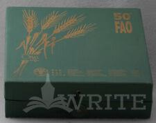 NEW FOUNTAIN PEN OMAS LIMITED EDITION  50° FAO 0231/6000  NIB M COMPLETE BOX