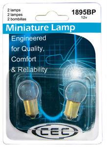 Glove Box Light Bulb-Graduate Rear CEC Industries 1895BP