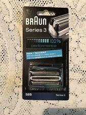 Braun Series 3 32S Foil & Cutter Replacement Head Brand New