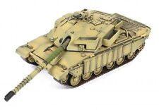 Waltersons 1/72 British MBT Challenger 1 Desert Yellow Remote Control tank