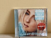 Meghan Trainor Treat Myself CD Target Exclusive + 2 BONUS Tracks BRAND NEW
