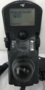 Invacare MK6-MPJ 7 Pin Joystick TS-1136885 Control Storm TDX 3 MK6i TESTED WORKS