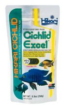 Hikari Cichlid Excel 8.8 oz | Floating Mini Pellet | Rich Diet Daily Fish Food