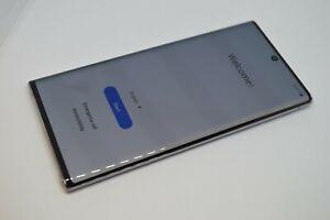 Samsung Galaxy Note10 SM-N970U - 256GB - Aura Glow (Unlocked)  GSM & CDMA #L632