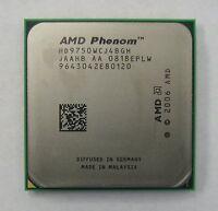 AMD Phenom X4 9750 HD9750WCJ4BGH (4 Núcleos, 2.4 GHz, 1.8 GHz HT) Socket AM2+