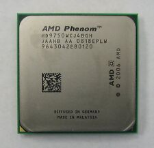 AMD Phenom X4 9750 HD9750WCJ4BGH (4 Núcleos, 2.4 GHz, 1.8 GHz HT) Socket AM2+