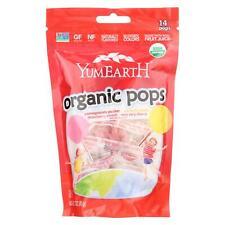Yummy Earth Organic Fruit Lollipops - 15 Lollipops - 3 oz