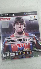 world soccer winning eleven 2011 PS3