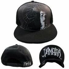 c542940d2f6f1 Kreepsville Elvira 1954 Punk Halloween Horror Mistress Cap Snapback Hat  HBV54