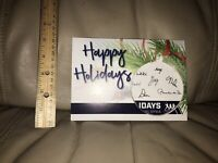 MLBPAA Holiday Christmas card MLBPAA Holiday Christmas card 2019 EXTREMELY RARE