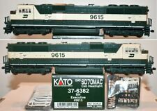 Burlington Northern 9615 SD70MAC Executive Kato HO  37-6382 F26.4