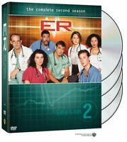 Er: Complete Second Season (4pc) (Ws Sub Dol) [DVD] [1995] [US Imp... -  CD NUVG