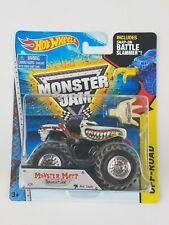 Hot Wheels Monster Jam Monster Mutt Dalmation Monster Truck Battle Slammer