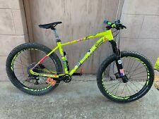 "2019 SPECIALIZED ""Fuse"" Yellow Black 27.5 Large Mountain Bike"