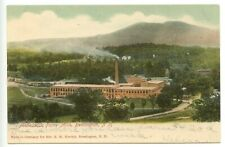 MONADNOCK PAPER MILL, BENNINGTON NEW HAMPSHIRE, $4.20/wk, Private Mailing  1905