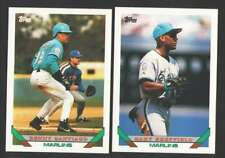 1993 Topps Traded - FLORIDA MARLINS Team Set