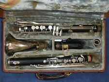 Klarinette Clarinet  Alto Eb (wood) : Leblanc Noblet Paris France