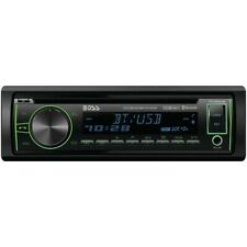 Boss Audio 750Brgb Single Din Cd/Mp3 Receivermulti-Color Display Bluetooth Usb