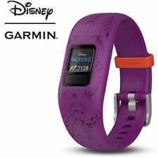 Garmin vívofit Jr 2, Frozen 2, Anna Purple Kids Fitness/Activity Tracker, 👀👀👀