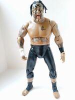 RARE WWE Umaga JAKKS Deluxe Aggression Series 12 Wrestling Figure