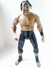 Rare WWE UMAGA Jakks Deluxe Aggression série 12 Wrestling Figure