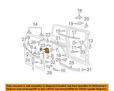 GM OEM Side Door-Lock Actuator Motor 22745040